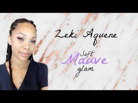 Soft Mauve Glam | Vegan & Cruelty Free