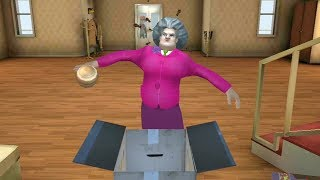 Scary Teacher 3D Verṡion 5.1 | Parcel Prank