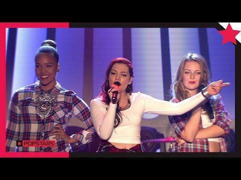 Sabrina, Patricia und Timea: Masterpiece von Jessie J - Popstars