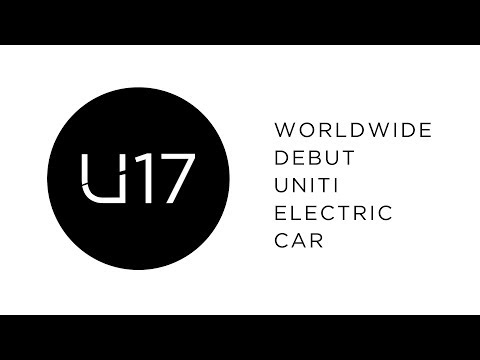 Live Stream - U17 - Worldwide Debut Uniti Electric Car