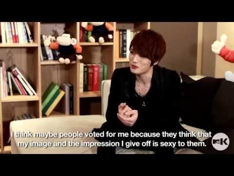 MTVK The Rockstar - Kim Jaejoong Interview eng subs