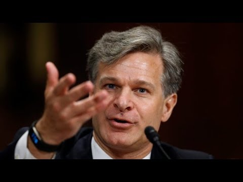 Christopher Wray's Delivers POWERFUL First Speech as the New FBI Director