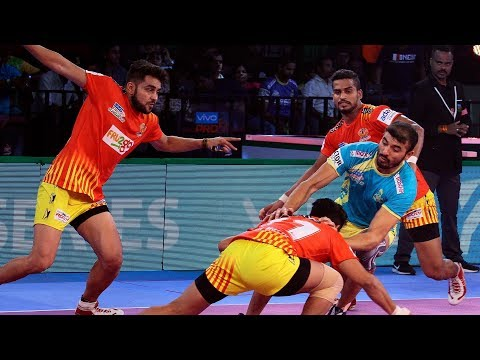 Pro Kabaddi 2018 Highlights | Gujarat Fortunegiants vs Tamil
