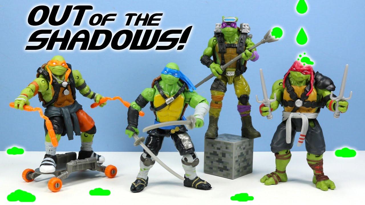 Teenage Mutant Ninja Turtles Out of the Shadows Raphael Action Figure