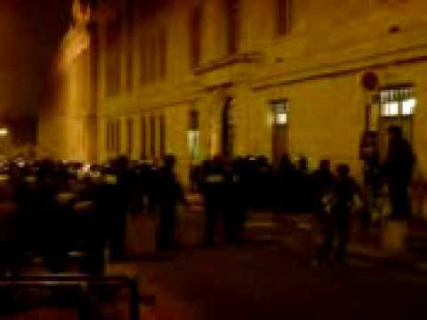 Sorbonne Siege part 1