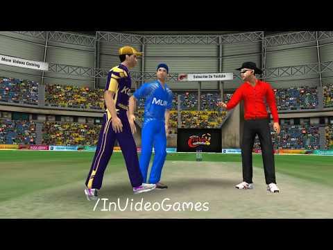 19th May IPL 10 Kolkata Knight Riders Vs Mumbai Indians World Cricket Championship 2 Gameplay