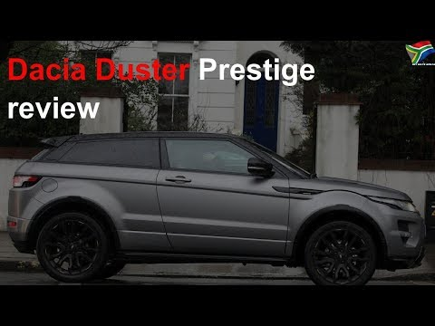 Dacia Duster Prestige review