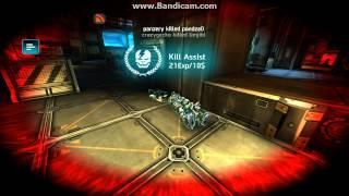 Shadowgun: DeadZone PC gameplay