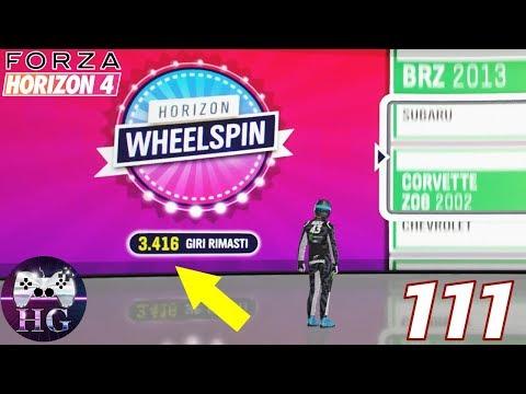 ITA - Forza Horizon 4. Ho delle Ruote... troppe ruote. thumbnail