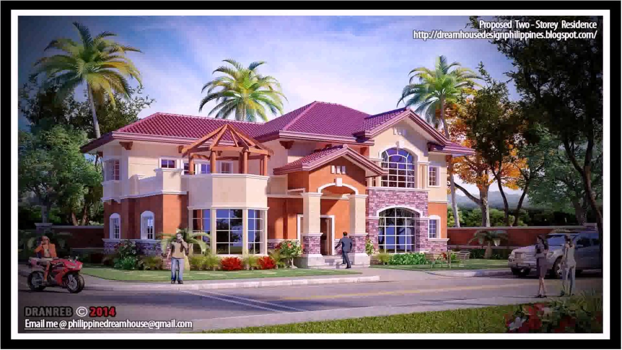 2 Storey House Design Philippines 2014