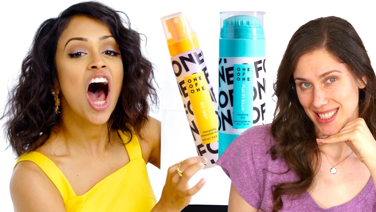 Download Liza Koshy's New Skincare Line (& What I Think About One Of One and C'est Moi)