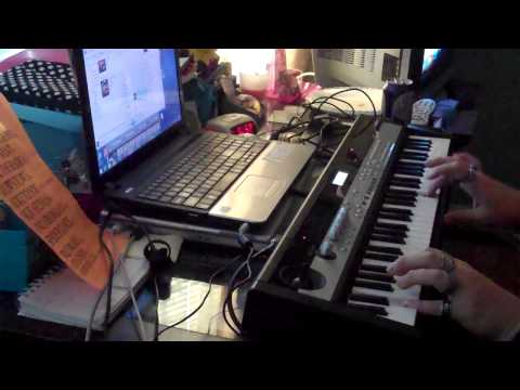 Lovesong [Keyboard Cover] - The Cure