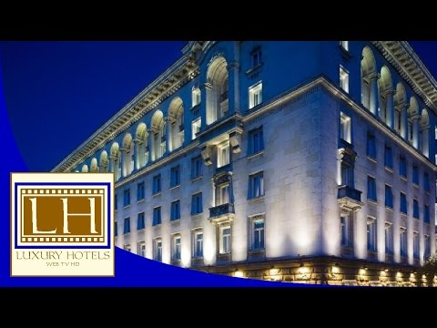 Luxury Hotels - Sofia Hotel Balkan - Sofia