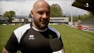 Chambéry : le SOC rugby se prépare à son dernier match au stade municipal avant sa destruction