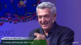 Filippo Grandi all'Università del Dialogo - Sermig
