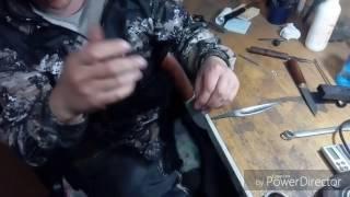 Анонс ножа из Тойоты и много болтовни про кузнецов и цены.