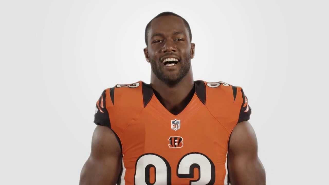 Michael Johnson NFL Jersey