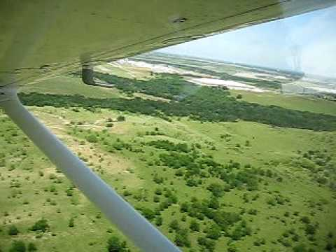 Denton airport runway 35