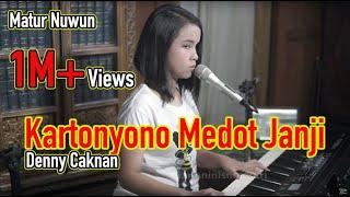 Kartonyono Medot Janji Denny Caknan Putri Ariani Cover