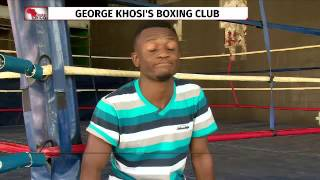 Kids find purpose at Hilbrow boxing club