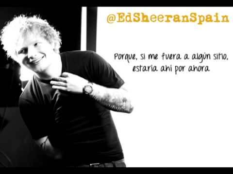 Ed Sheeran UNI Traducida Al Español