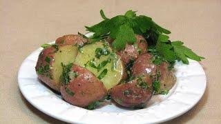 Dijon Potato Salad & Herb Scissors Demonstration  – Lynn's Recipes