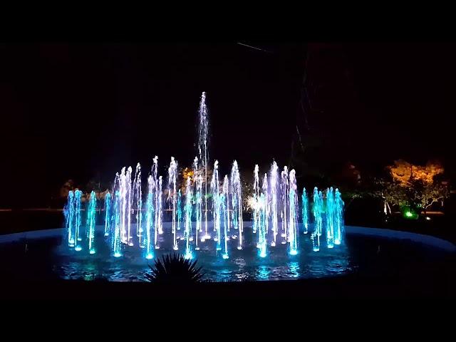 Spiderman nhạc nước Lavilla - Trần anh - Dancing fountain