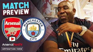 ARSENAL vs MAN CITY | Opposition Preview | Arsenal Fan TV