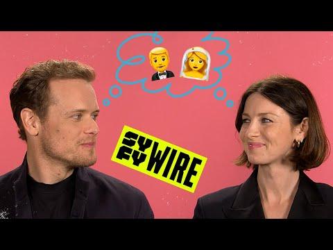 Outlander Cast Breaks Down Their Favorite Season 5 Episode 1 Moments   SYFY WIRE