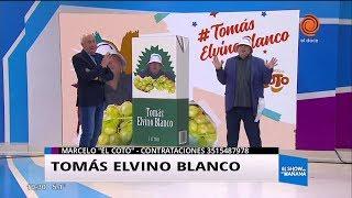"""Tomás Elvino Blanco entrevistó a """"La Mona"""" y a """"Cacho Palmera"""""""