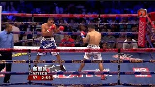 """Carlos """"Chema"""" Ocampo vs Alvaro """"Tyson"""" Robles"""
