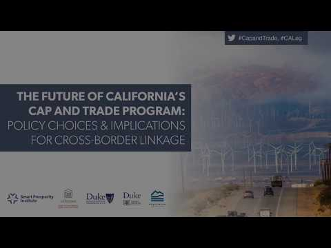 The Future of California's Cap and Trade Program