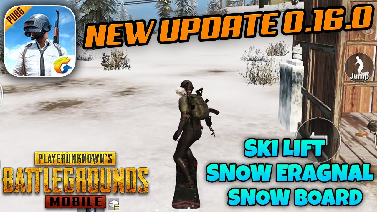 how to snowboard in pubg