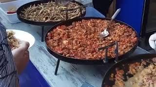Фестиваль уличной еды, Киев
