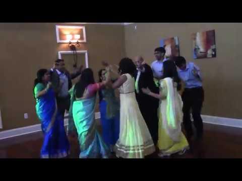 Grandchildren dance for 50th Anniversary