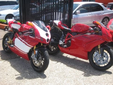 Ducati Melbourne Australia