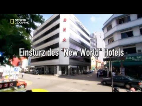 22 - Sekunden vor dem Unglück - Einsturz des New World Hotels