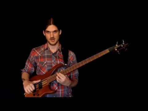Seventh Chords Wrap-up + Autumn Leaves - Jazz Bass Chords 4/4