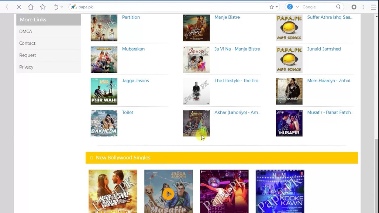How To Download Mp 3 Song All Movies With Website