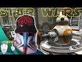 REPAIR BB-8 IN VR! Star Wars: Droid Repair Bay (HTC Vive Gameplay)