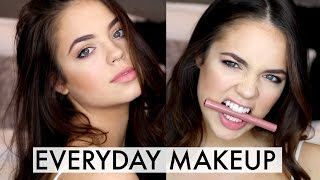 My Everyday Makeup Routine! 2017