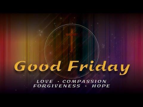 Virtual Good Friday Observance