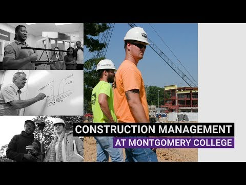Construction Management At Montgomery Col