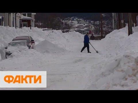 Снежные заносы 76
