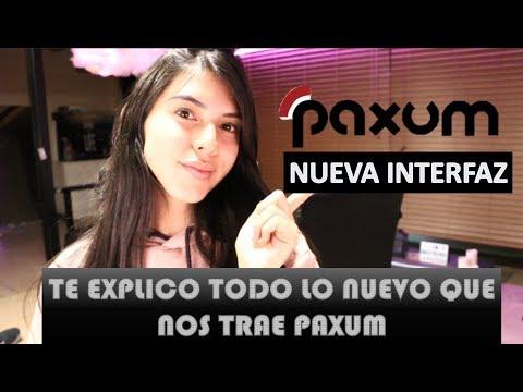 💕PAXUM💕 -Te Explico La Nueva Interfaz -  Paso A Paso