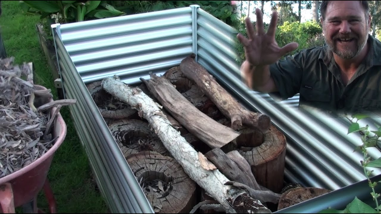 How To H 252 Gelkultur Amazing Grow Method For Raised Beds