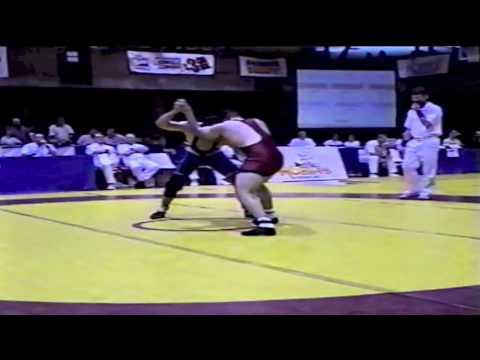2000 Senior National Championships: 76 kg Paul Harrison vs. Zoltan Hunyady