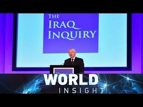 World Insight—Iraq War inquiry; RIMPAC 2016; Interview with Stefan Talmon 07/07/2016