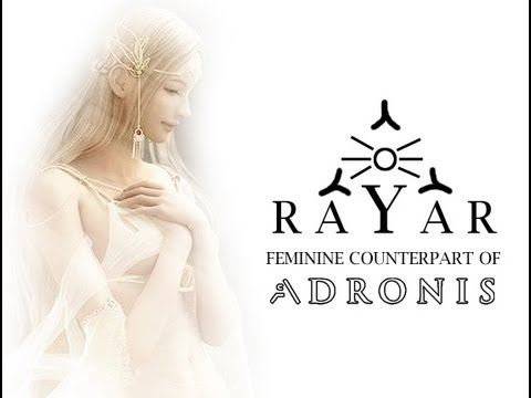 An Introduction to RaYaR: Feminine Counterpart of Adronis