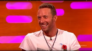 Coldplay's Chris Martin Got Rejected By Beyonce - The Graham Norton Show